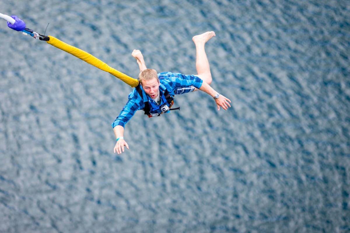 Åkrafjorden Oppleving AS Adrenalinpaket