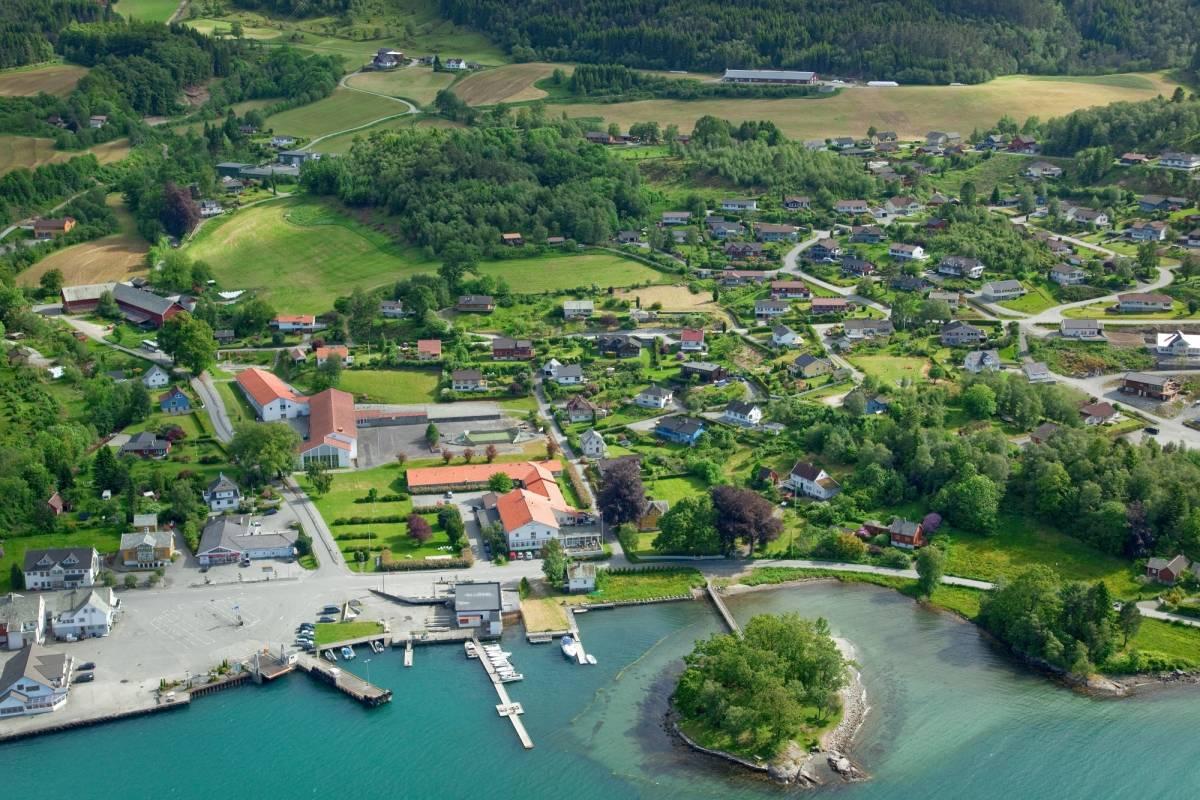 Åkrafjorden Oppleving AS Hotelpaket, Skånevik Fjord hotel