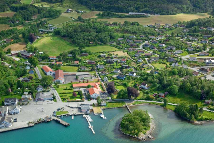 Åkrafjorden Oppleving AS Hotellpakke, Skånevik Fjord hotel