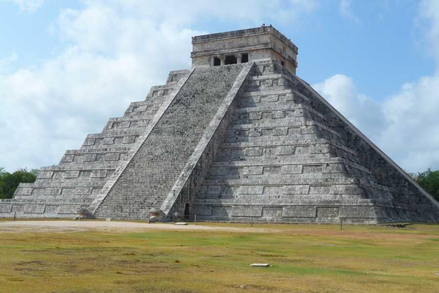 VIAJERO MEXICO Chichen Itza & Valladolid Tagestour - (Deutsch max. 12 PAX)