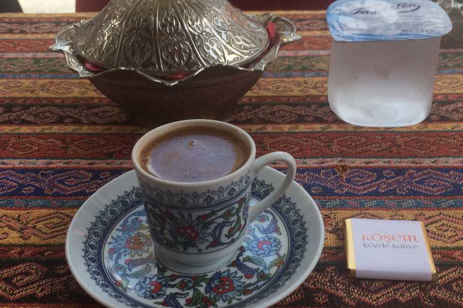 BarefootPlus Travel Istanbul Half Day Tour - Coffee Making Course & Tasting