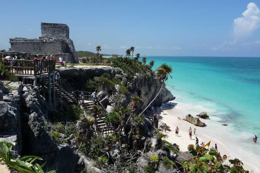 VIAJERO MEXICO Tulum & Lagune Muyil (Sian Kaan)