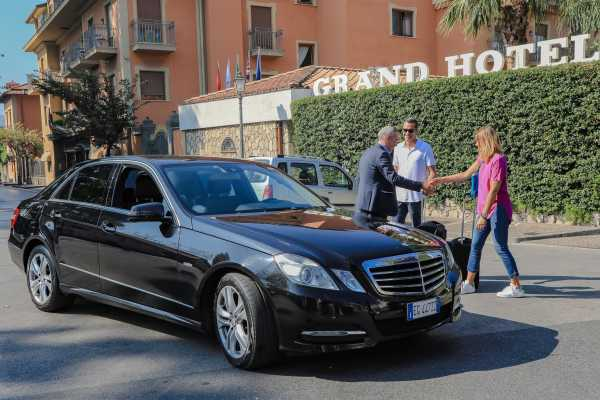 Travel etc Transfer from Naples to Sorrento or Viceversa