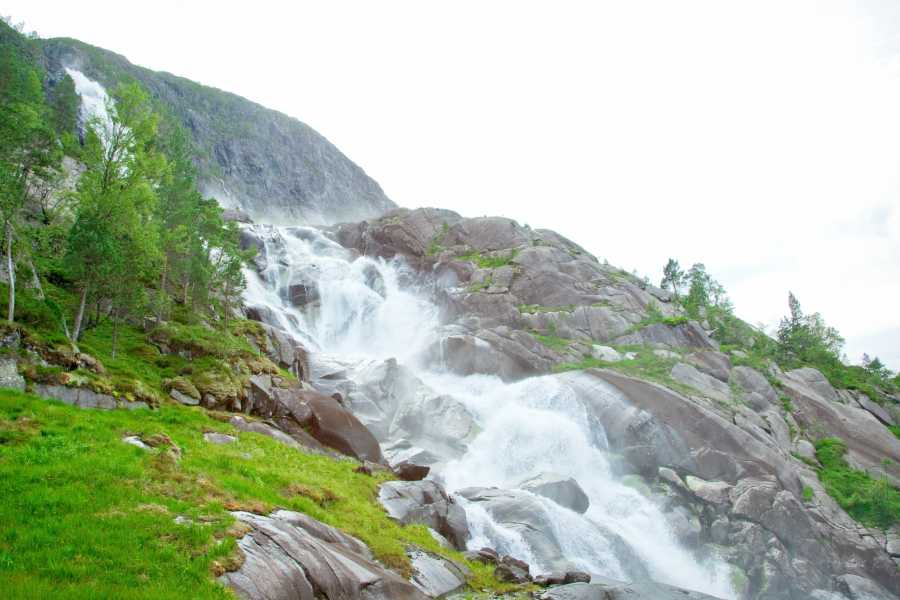 Åkrafjorden Oppleving AS Langfoss topptur