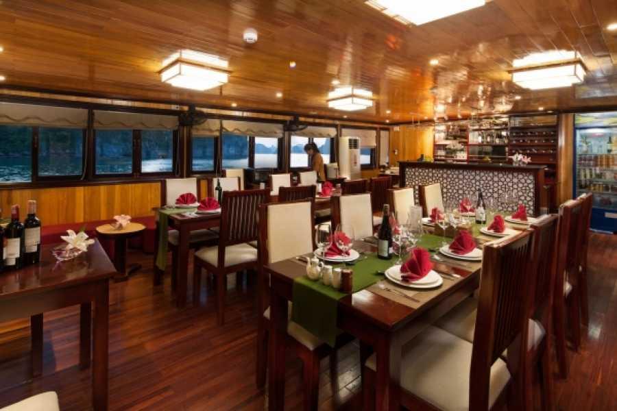 Vietnam 24h Tour Garden Bay Cruise 3D2N