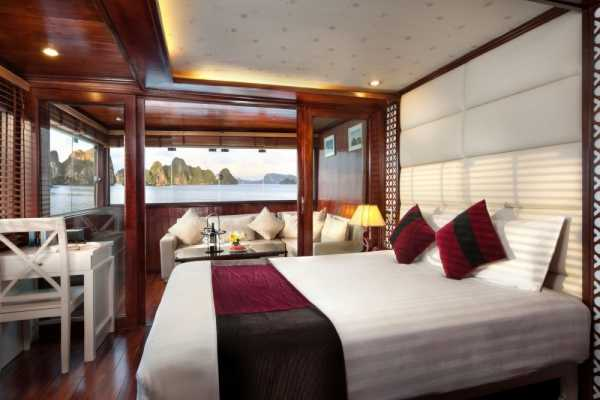 Vietnam 24h Tour Paloma Cruise 3D2N
