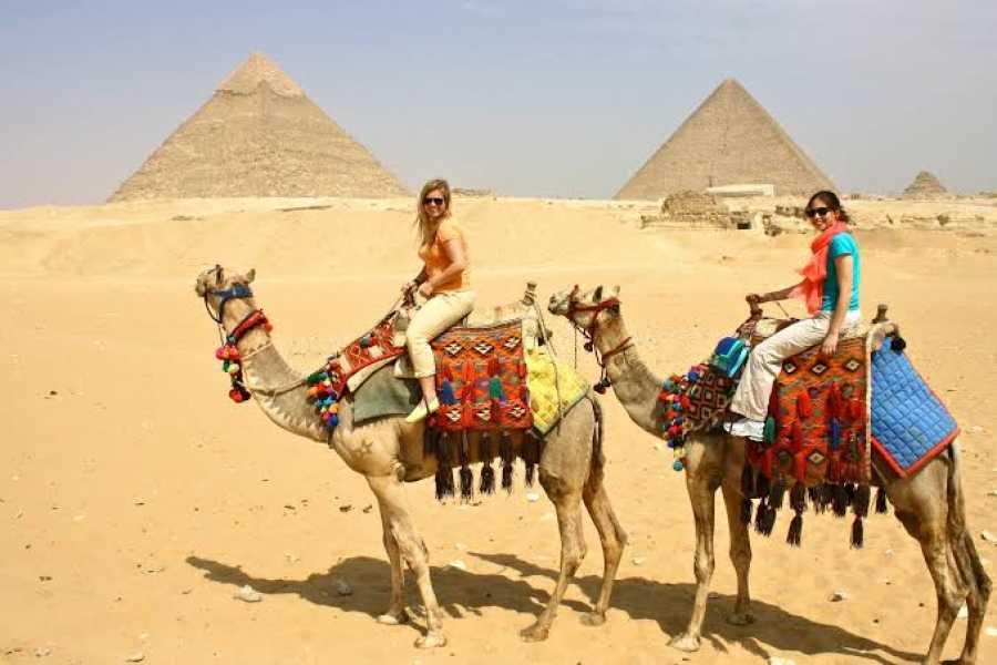 EMO TOURS EGYPT КАИР ТУРЫ НА пирамидам Гизы ВКЛЮЧАЕТ CAMEL RIDE & Египетского музея