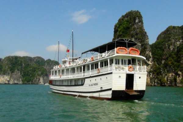 Vietnam 24h Tour Phoenix Cruise 3D2N
