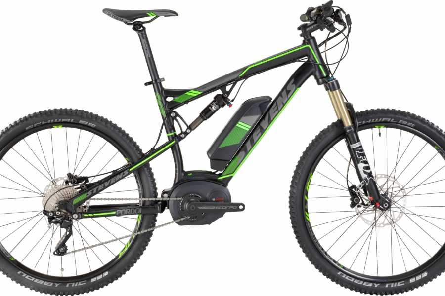 Intersport Rent-Network E-Bike Fullsuspension