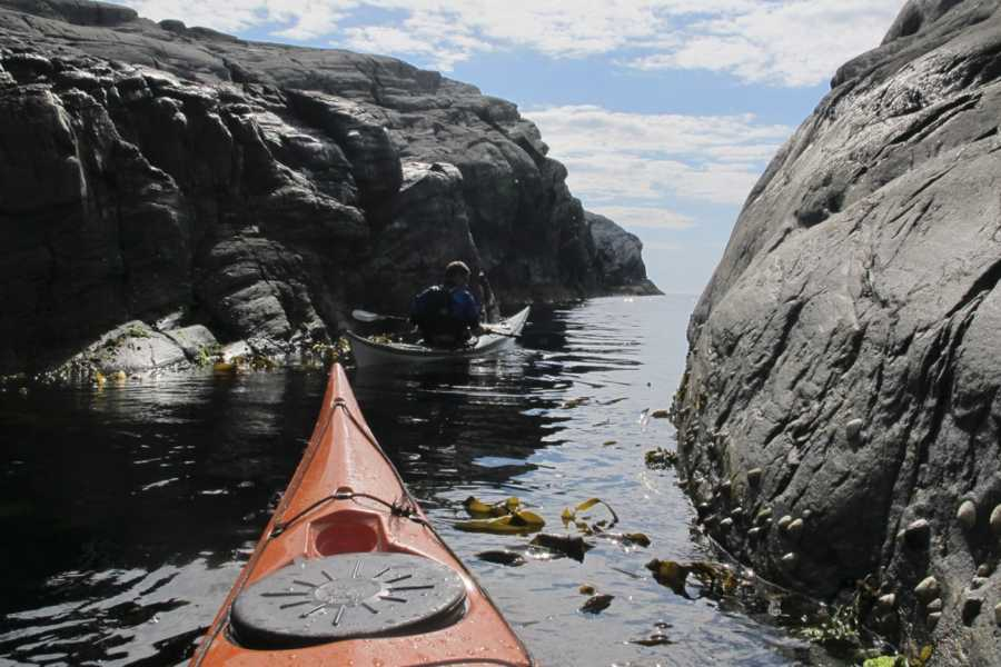 "Northern Exposure AS ""Kayak the fjords"" (7 dager)"