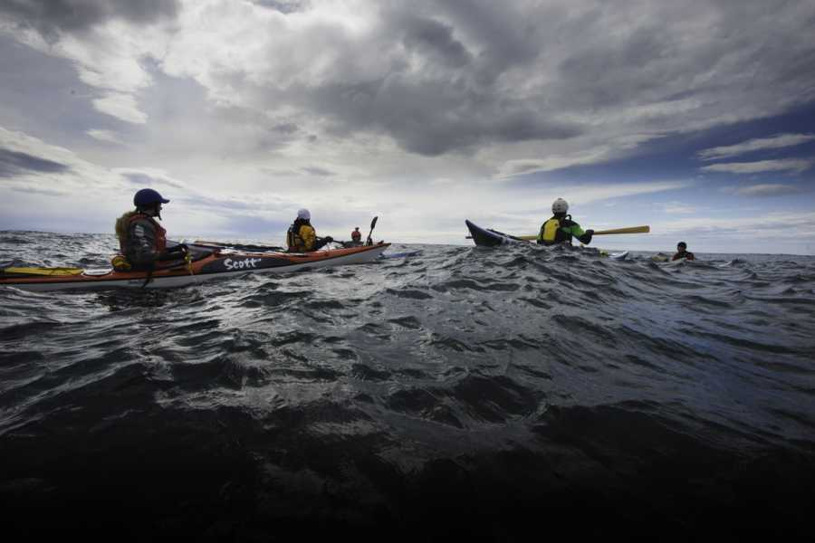 Northern Exposure AS Activity Leader Course sea kayak NPF (16 hours)
