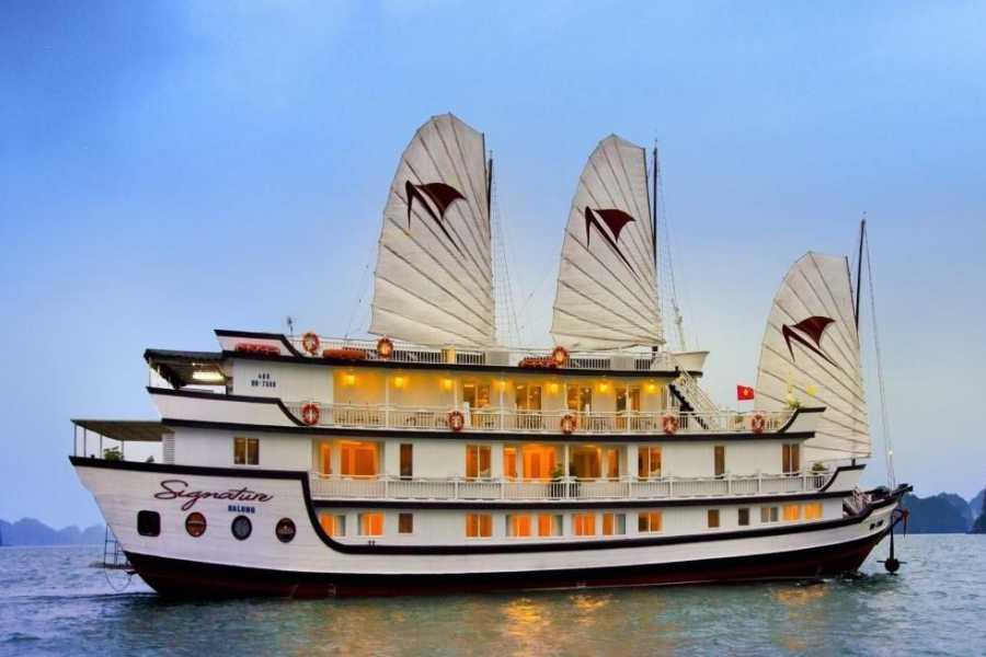 Vietnam 24h Tour Signature Cruise 2D1N