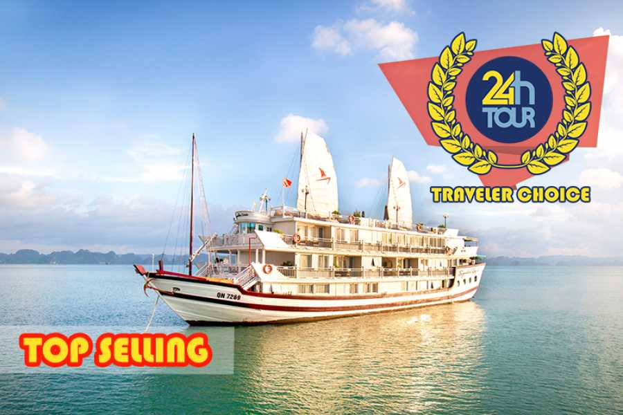 Vietnam 24h Tour Signature Cruise 2D1N