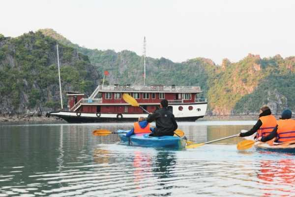 Vietnam 24h Tour The Real Halong Bay Private Cruise Experience 4D3N | Option A