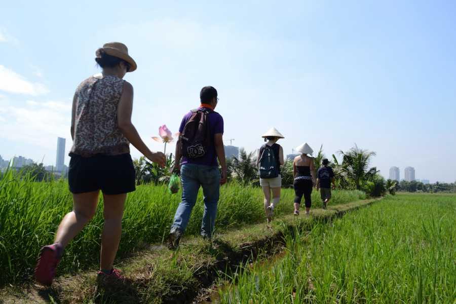Les Rives Authentic River Experience Les tunnels de Cu Chi et le delta du Mekong secret