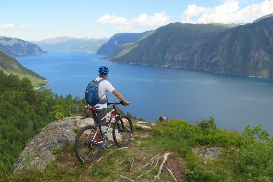 Uteguiden AS Guided bike trips