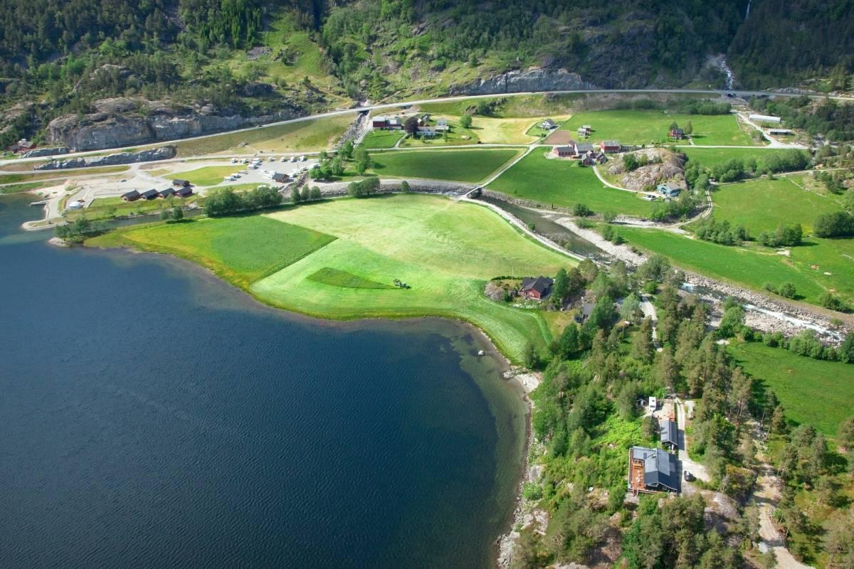 Åkrafjorden Oppleving AS Rullestadvatnet rundt