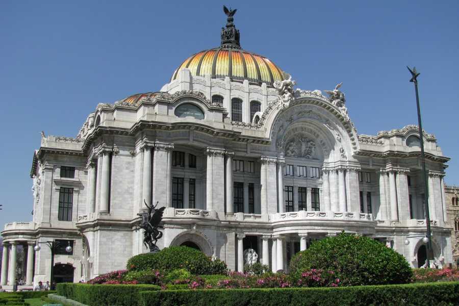 VIAJERO MEXICO Mexiko-Stadt CDMX / Stadtführung Historisches Zentrum