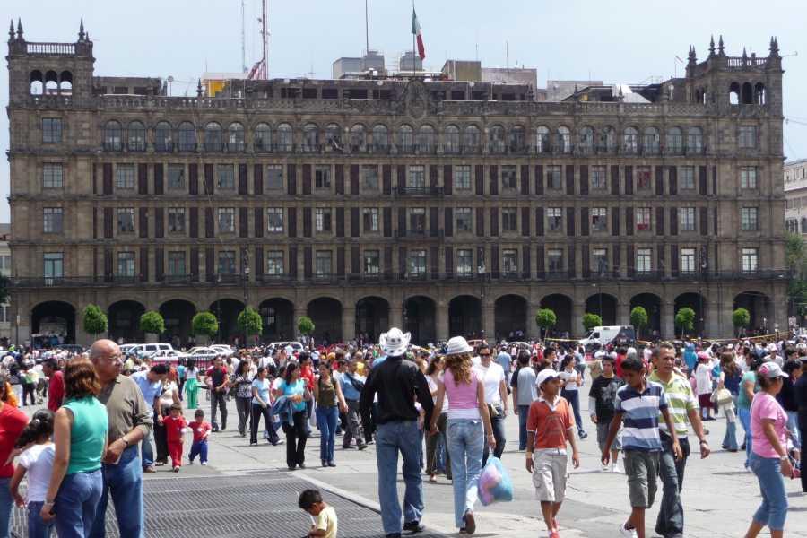 VIAJERO MEXICO Mexiko-Stadt CDMX / Kneipen & Traditionen