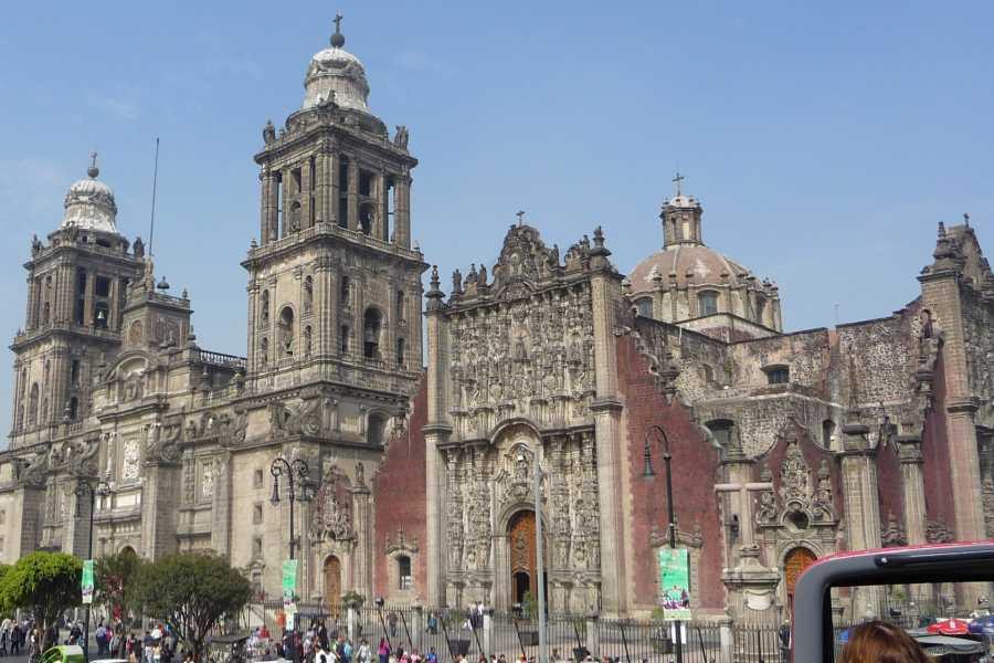 VIAJERO MEXICO Mexiko-Stadt CDMX / Santas & Pecadoras