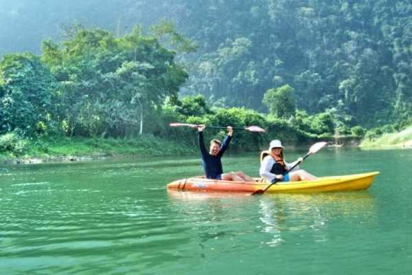 Vietnam 24h Tour Private Vang Vieng Full-Day Tour from Vientiane