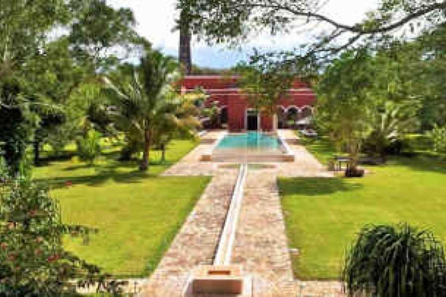 VIAJERO MEXICO Haciendas in Yucatan 3Tages-Reise