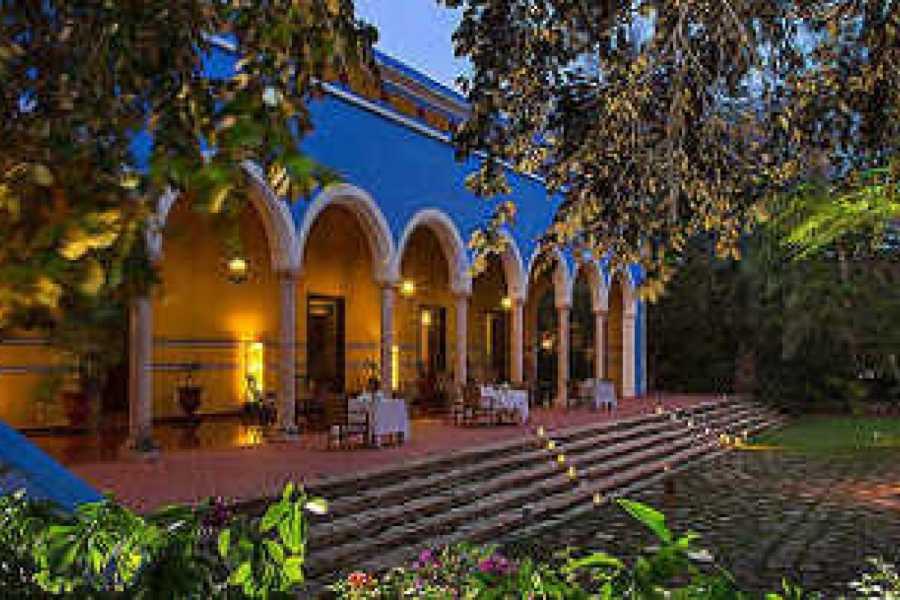 VIAJERO MEXICO Haciendas in Yucatan 4Tages-Reise