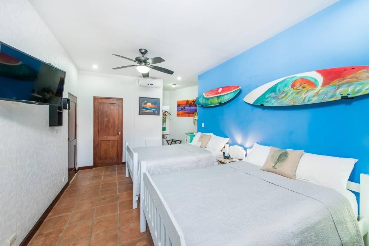 Kelly's Costa Rica The Surf Room at Sirena Serena