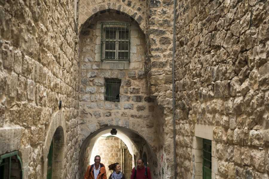 Siraj Center 15 July 2017, Saturday. Hebron City Tour