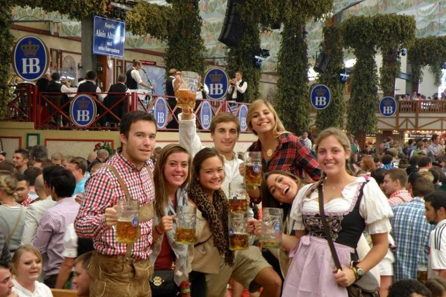 Bus2Alps AG Siena 2 OKTOBERFEST CAMPING PACKAGE