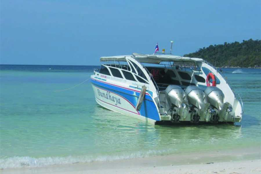 AMICI MIEI PHUKET TRAVEL AGENCY SPEEDBOAT TO KOH LIPE AND OTHERS ISLAND