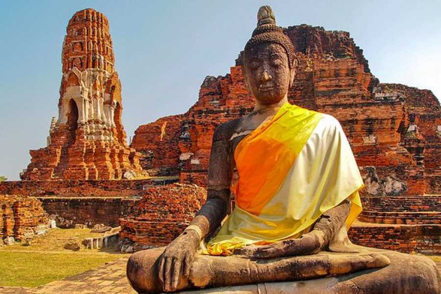 AMICI MIEI PHUKET TRAVEL AGENCY AYUTTHAYA PRIVATE TOUR AM078
