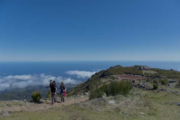 Nature Meetings The Peaks (Pico do Arieiro – Pico Ruivo)