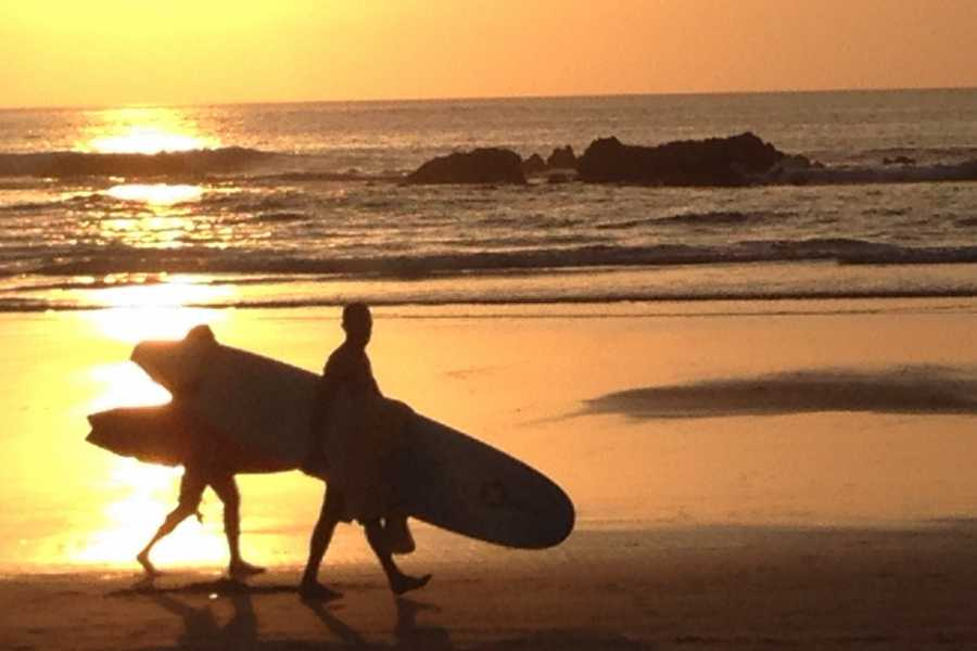 Kelly's Costa Rica Paradise Surf Lesson Package