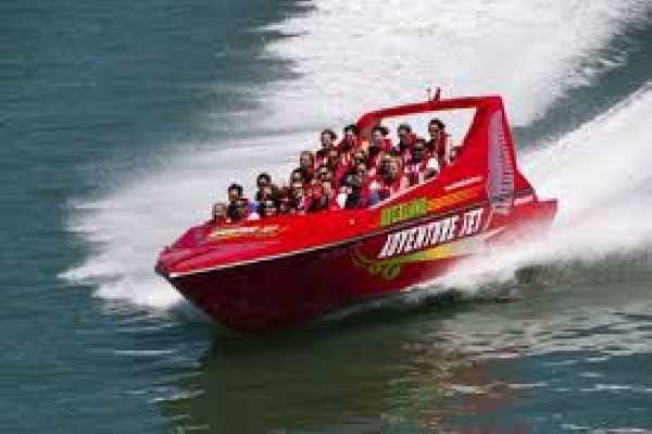 1 Jetboat hahaha