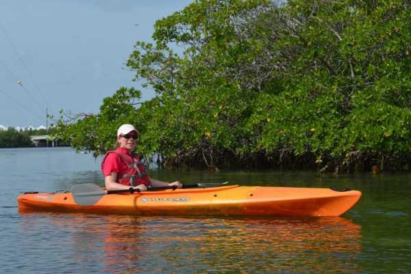 2 Kayak Tour