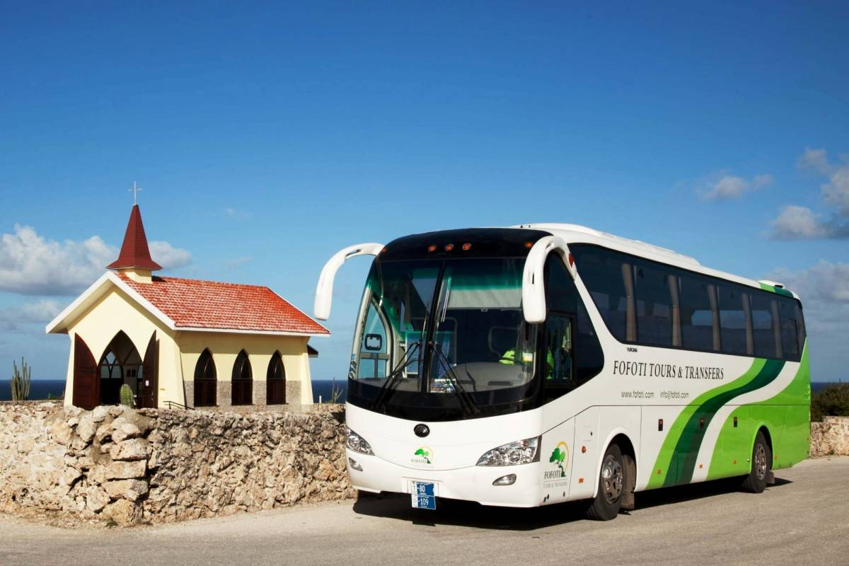 Fofoti Tours & Transfers Best of Aruba Island Tour