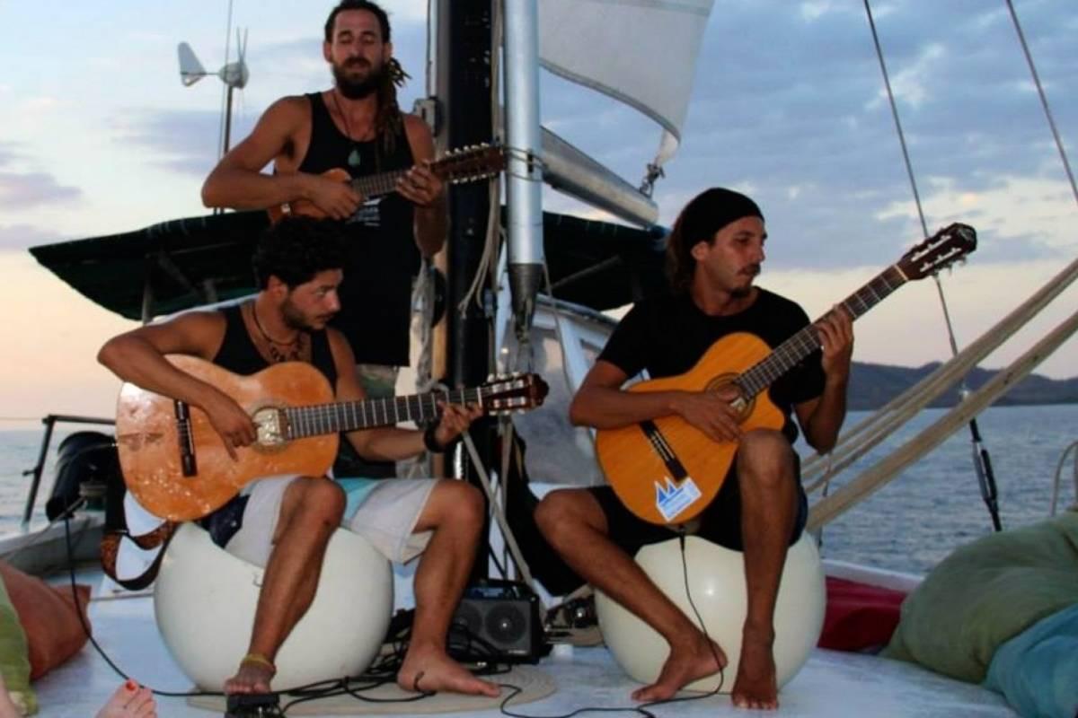 Kelly's Costa Rica Antares Gourmet Sailing Sunset Cruise