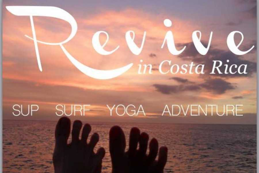 Kelly's Costa Rica Revive Adventure Package