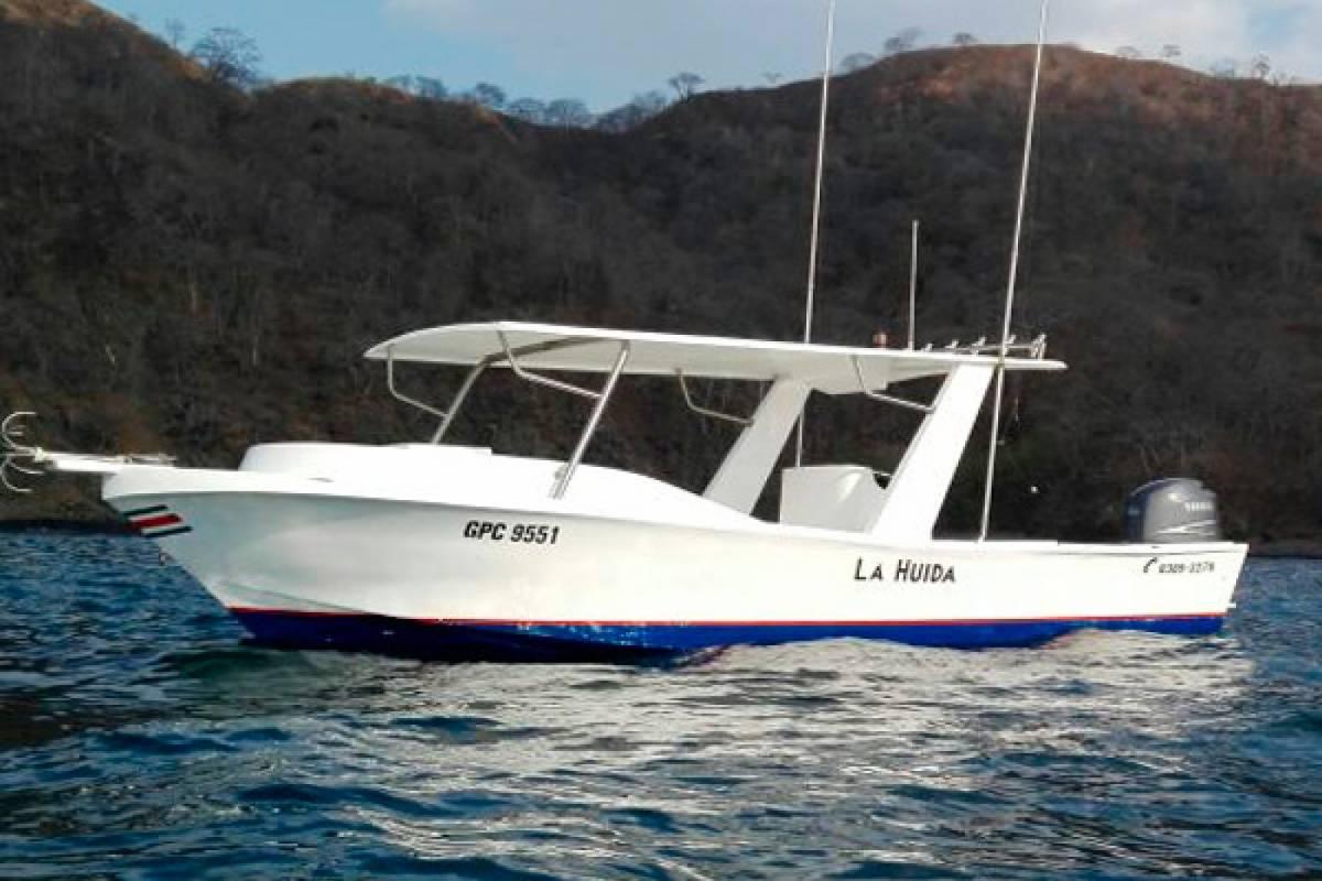 TUNA FISH SPORTFISHING La Huida - 26ft