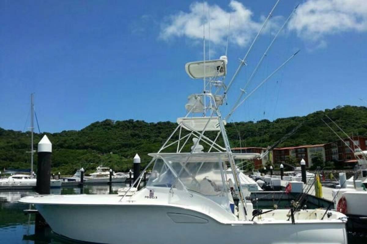 TUNA FISH SPORTFISHING El Jefe – 36ft