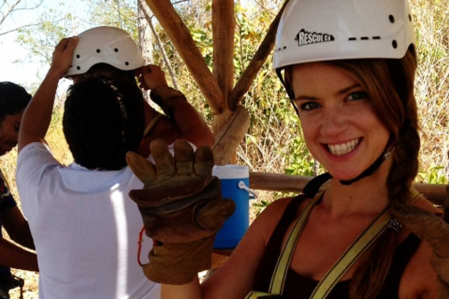 Kelly's Costa Rica Zipline Tour