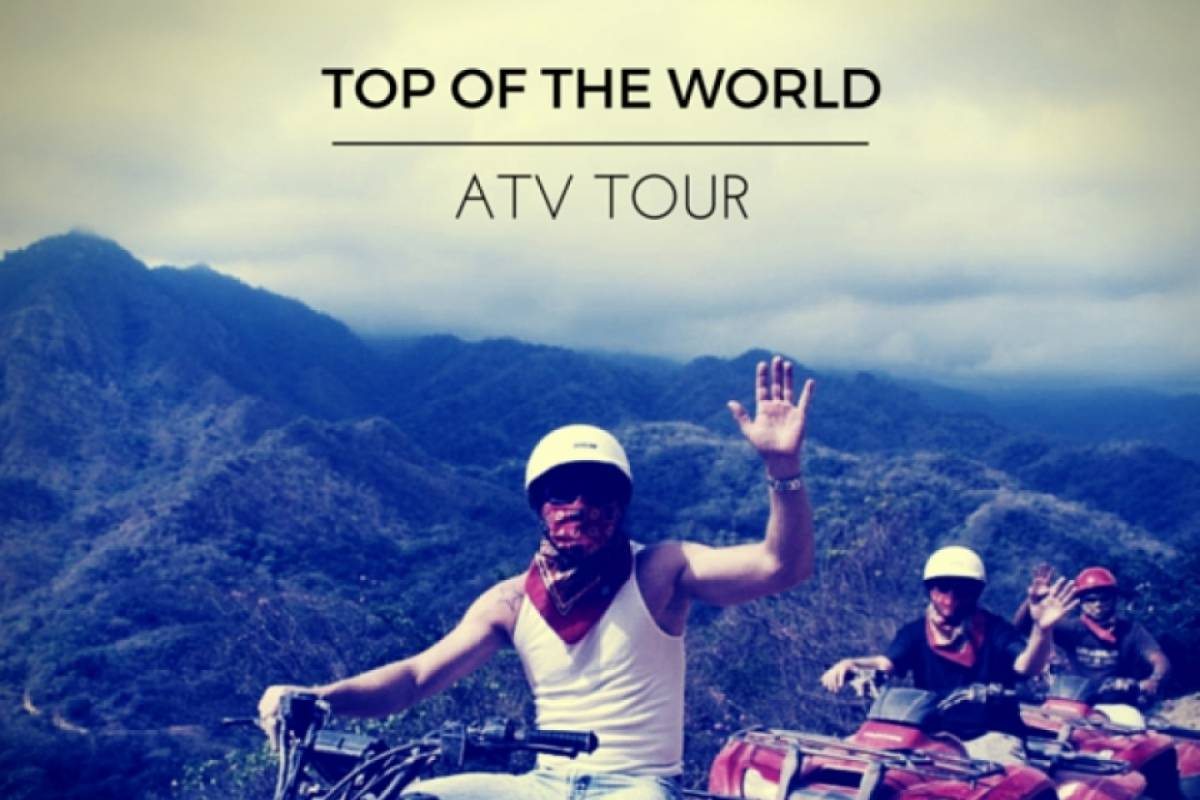 Kelly's Costa Rica Top Of The World Tour