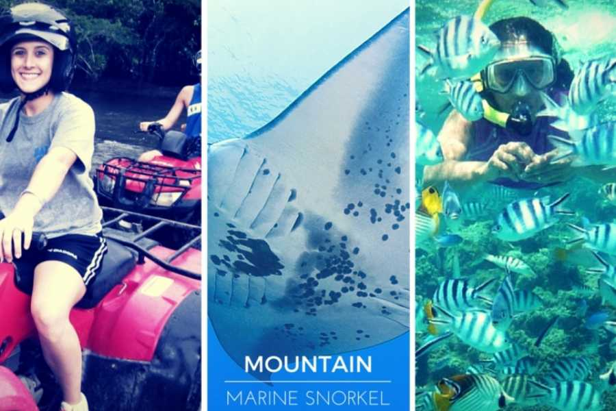 Kelly's Costa Rica ATV and Snorkel Tour