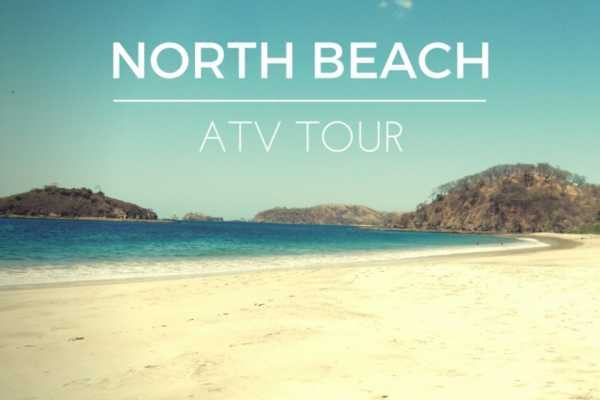 2 Hour ATV Conchal Beach