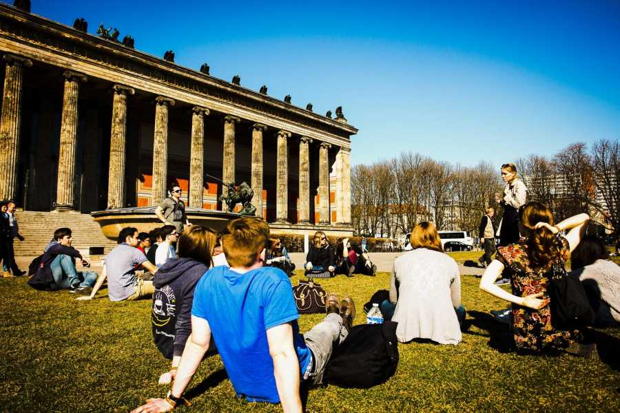 Brewer's Berlin Tours Berlin Free Tour