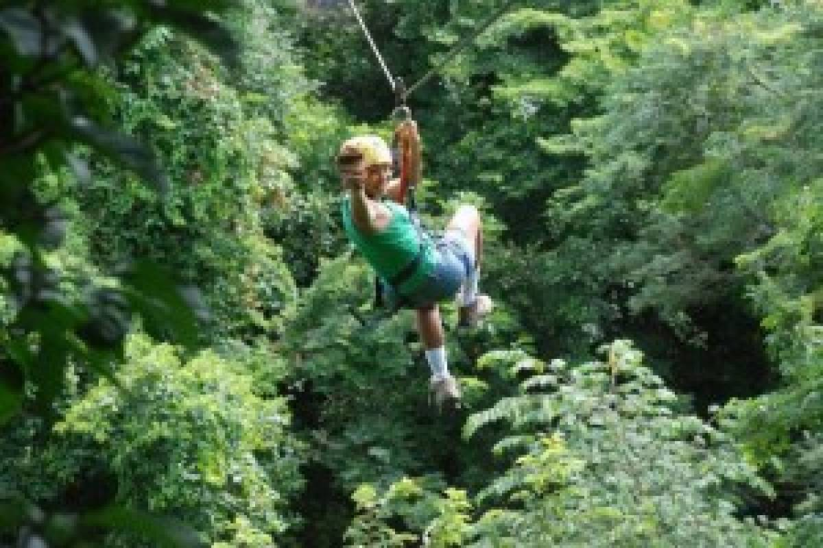 Kelly's Costa Rica Pinilla Canopy Tour