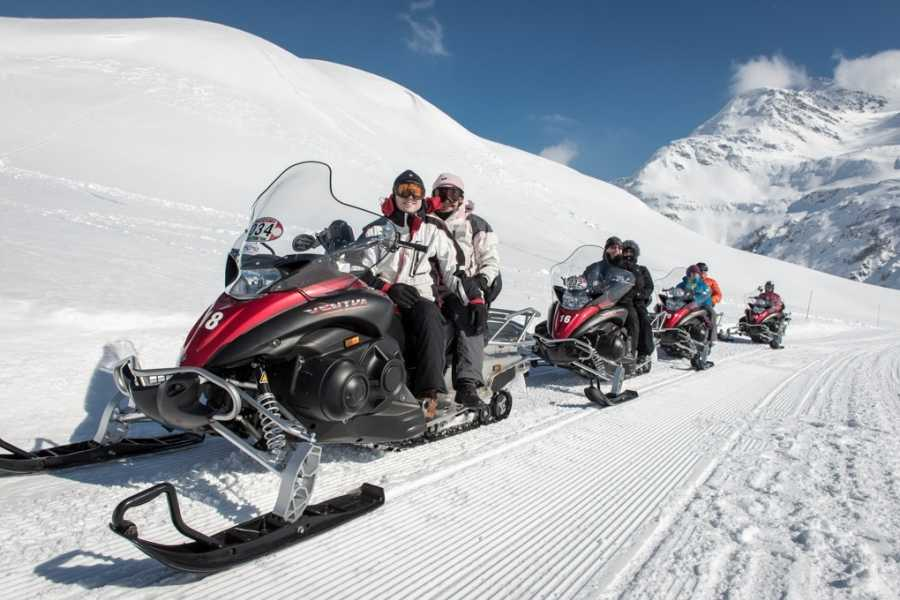 HB Adventure Switzerland AG Snowmobile Package Classic