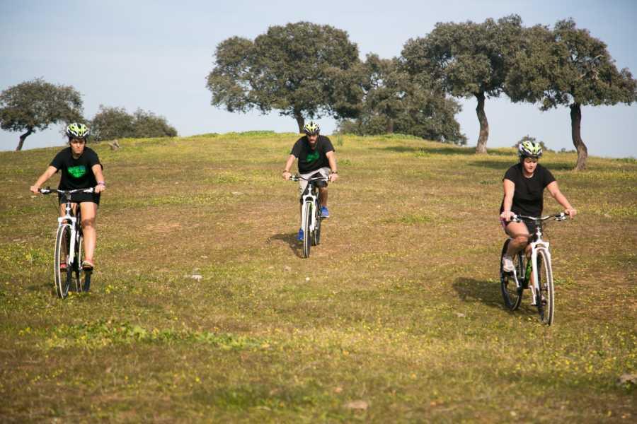 Active Andalucía Mountain Biking Half Day