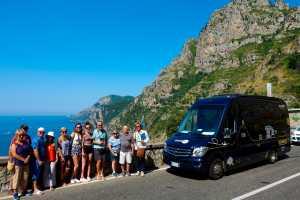 Tour of the Amalfi Coast